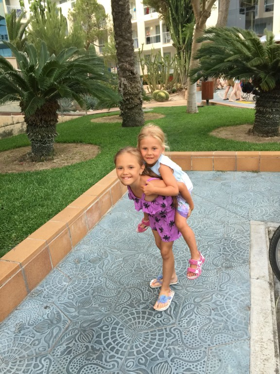 Alcudia pins Family resort (468)