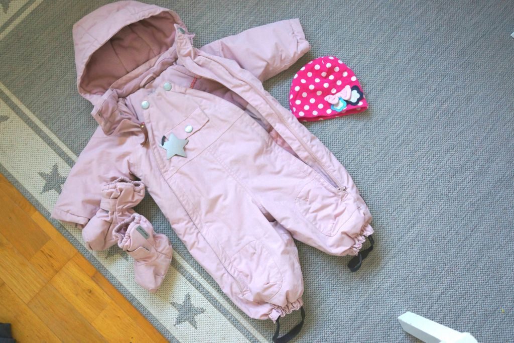 miniature baby overall
